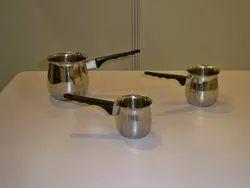 SS Coffee Warmer with Bakelite Handle
