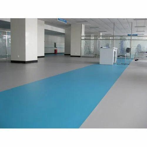 Pvc Flooring Work Services