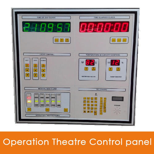 SURGEON CONTROL PANEL Manufacturer From