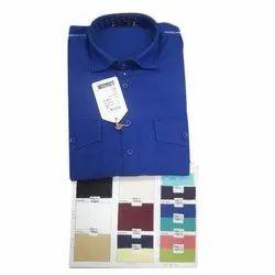 Casual Plain Mens Cotton Pathani Suit