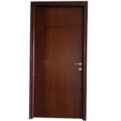 Brown Interior Flush Door