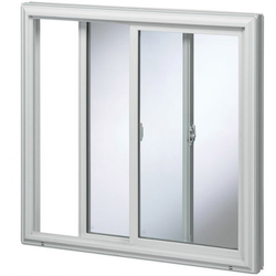 Sliding Door Cum Window