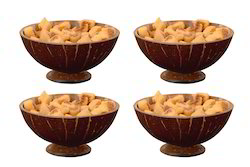 Coconut Shell Round Shape Bowl
