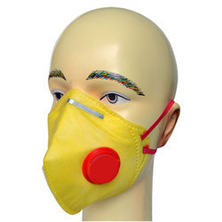Magnum Nose Mask Dustoguard Exhale FFP1S / FFP2-SLV