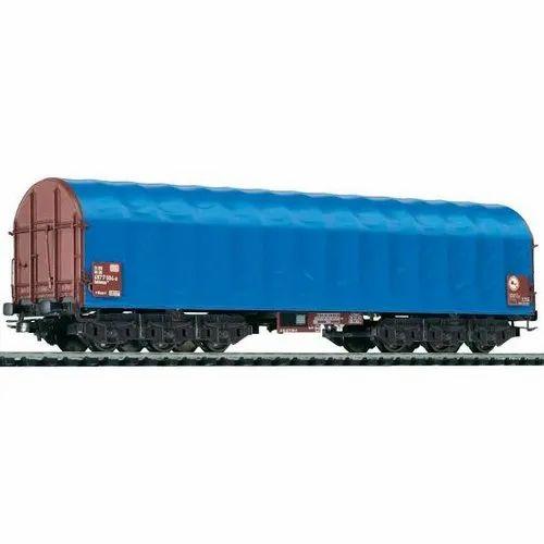 HDPE Tarpaulin Wagon Cover
