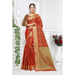 Festival Wear Silk Saree