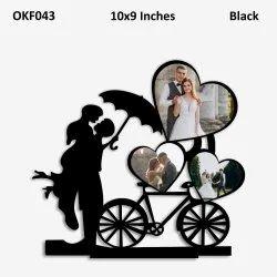 OKF43 Sublimation Blanks MDF Frame