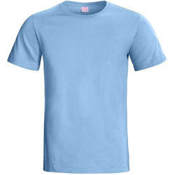 Mens Sky Blue T Shirt