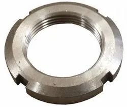 Ss Lock nut, Size: 10mm To 300mm