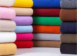 Solid Polar Fleece Fabrics