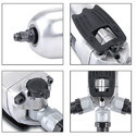 1/4 DR. Super Duty Mini Butterfly Type Air Impact Wrench