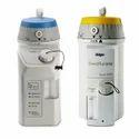 Drager Anesthesia Vaporizer Sevoflurane and Isoflurane Gas Mount