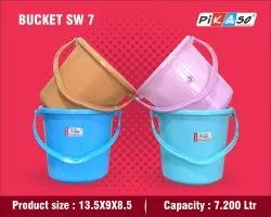 SW 7 PH Plastic Bucket