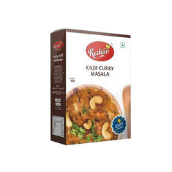Keshav 50 g Kaju Curry Masala, Packaging: Box