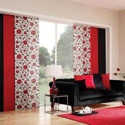 Printed Vertical Panel Blinds