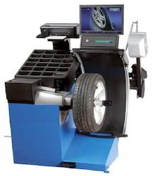 Electronic Wheel Balancer
