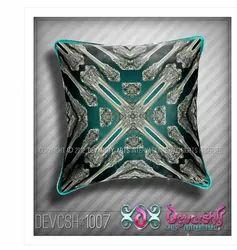 Velvet Digital Print Cushion Covers