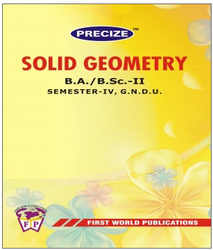 Solid Geometry Text Book Series