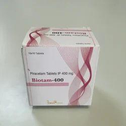 Piracetam 400 mg Tablets