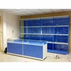 Commercial Metal Storage Rack