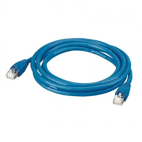 Cat6 Patch Cable With Snagless Rj45 Connectors Green 100 Ft