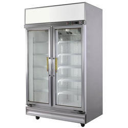 Glass Door Refrigerator