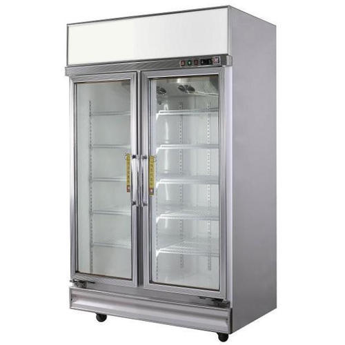Glass Door Refrigerator Commercial Refrigerated Euqipments Cool