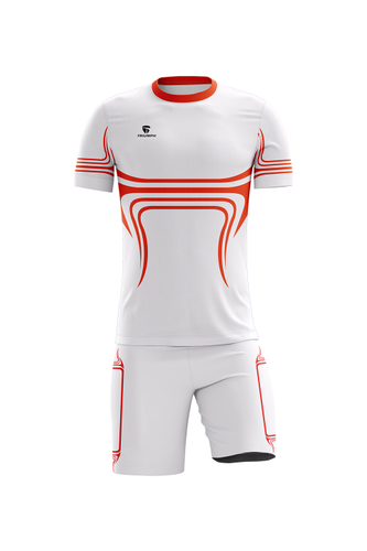 New Soccer Uniform