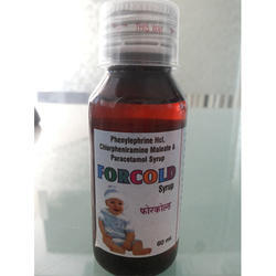 Forcold Syrup, Packaging Type: Plastic Bottle