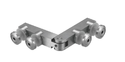 ENOX Square Rod Type Shower Hinges ESH - 1602