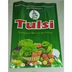 Bio Fertilizer Packaging Printed PP Pouch