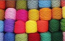 Plain Ring Spun Woolen Yarn, For Textile Industry