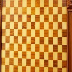 Wooden Mosaic Panels