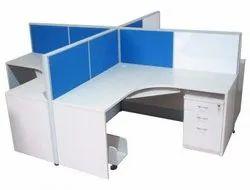 Kohinoor Aluminium Office Cubicle