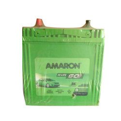 Amaron 36 Ah Hi Life Battery, Voltage: 12 V
