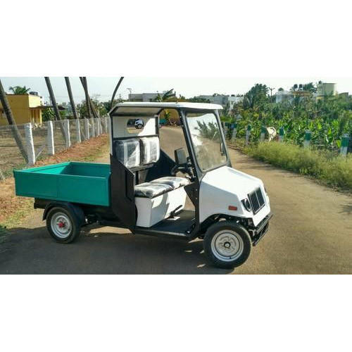 2 Seater Golf Cart With Cargo