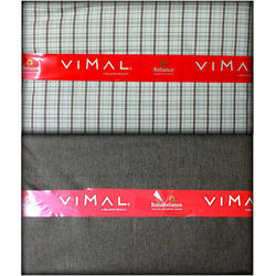 Vimal Suit Length Material