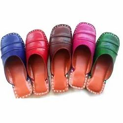 Plain Pu Womens Casual Wear Slipper, Upper Material: Rubber, Size: 5-7
