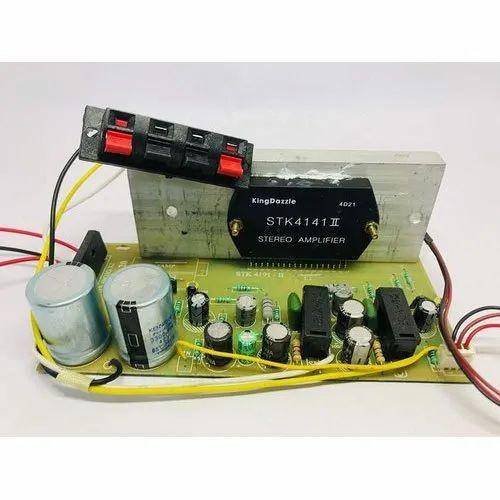 sound king 200 watt sk-stk4141 power amplifier board