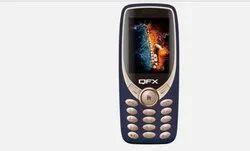 QFX S24 Dual Sim Keypad Mobile Phone