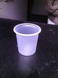 Plastic Disposal Glass