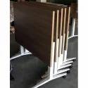 Wooden Folding Restaurant Table