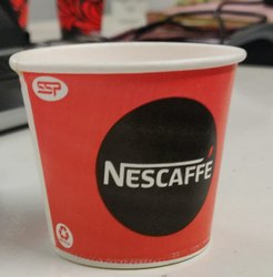 Brown SPECTRA PAPER CUP 150 ML