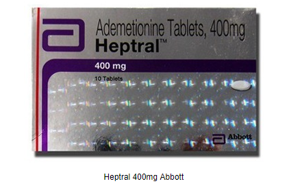 heptral 400mg abbott at rs 1000 piece antidepressant id