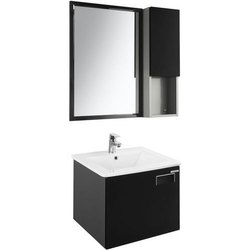 Ceramic Floor Mounted Bathroom Vanity Cabinet