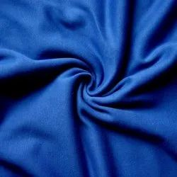 Fairtrade Organic Cotton Poplin Navy Dyed Fabric