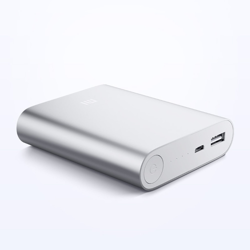 Silver Power Bank