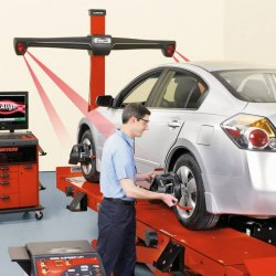 Wheel Alignment Balancing Services