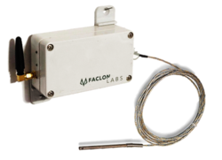 Digital GSM/ GPRS Based Temperature Monitoring System