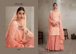 Fancy Designer Pakistani Garara Suits